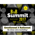 B2B Summit 2017 in Paris